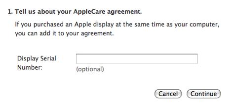 applecare ประกัน apple display