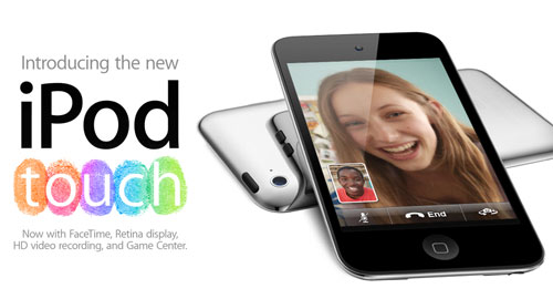 iPod touch ใหม่ sep 2010