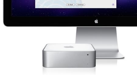 New Mac mini server 2009