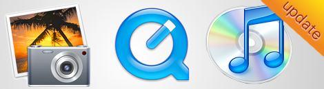 รวม update จาก apple เดือน march 2010