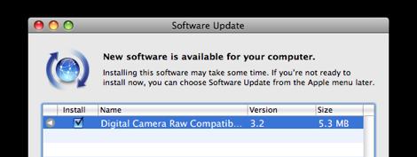 update camera raw 3.2